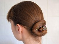DIY: De Schelpknot (Nautilus Bun)