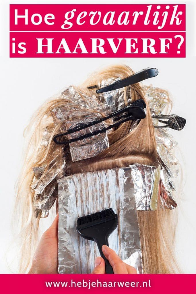 Hoe schadelijk is haarverf nou eigenlijk echt voor je haar, huid en gezondheid?
