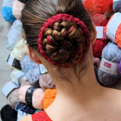 DIY: Paranda – Maak je eigen haaraccessoire om mee te vlechten