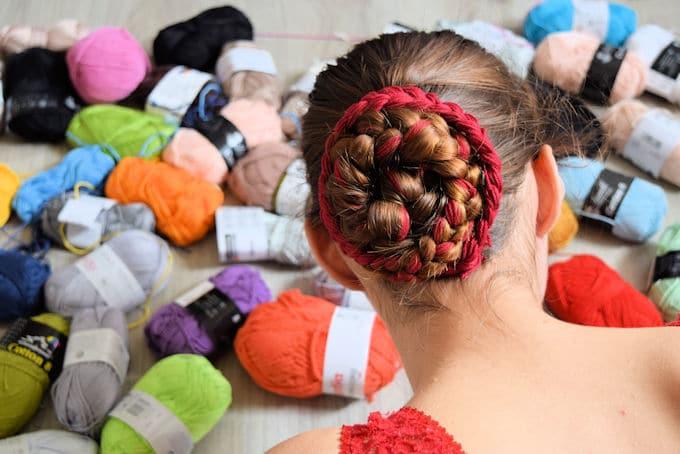 DIY Paranda knot