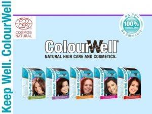 ColourWell Natuurlijke Haarkleuring