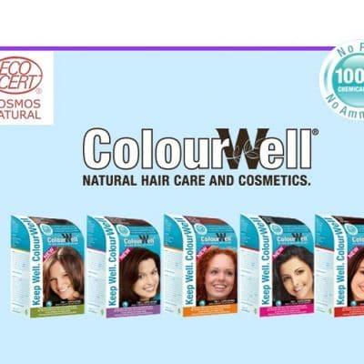 Win een ColourWell-pakket met een natuurlijke haarkleuring naar keuze!