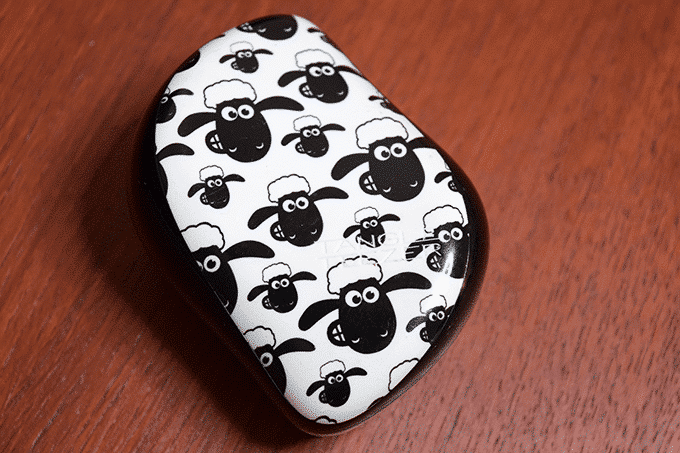 Tangle Teezer Compact Shaun the Sheep