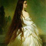 Ik ben een slaaf van mijn haar - Keizerin Sisi's Haarroutine
