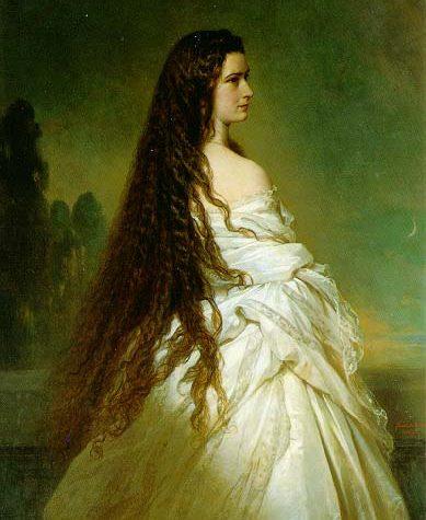 Ik ben een slaaf van mijn haar – Keizerin Sisi's Haarroutine