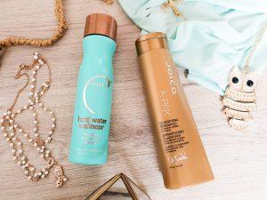 Verwijder build up uit je haar met clarifying shampoo