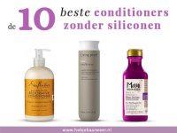 De 10 beste conditioners zonder siliconen [2021]