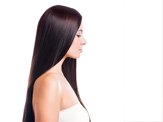 Hoe maak je dof haar weer mooi en glanzend