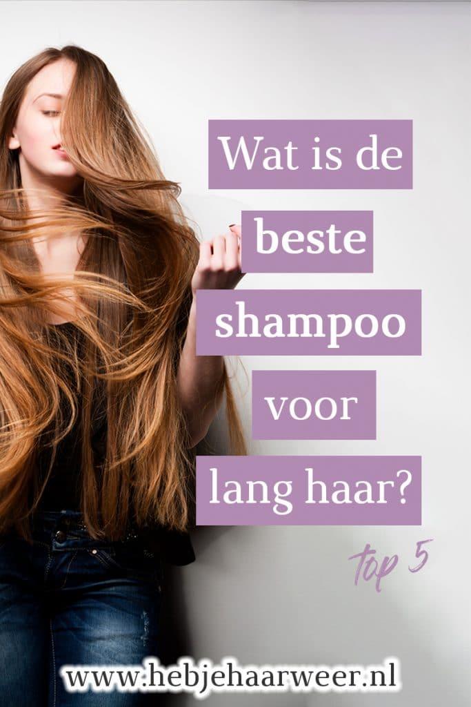 Lang haar heeft veel verzorging nodig. En dat begint met een goede shampoo. Maar wat is nou de beste beste shampoo voor lang haar?