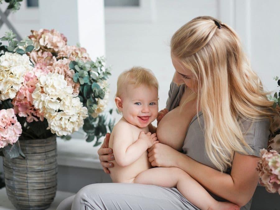 Kan borstvoeding haaruitval verergeren na de bevalling?
